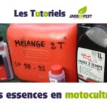 Quel essence pour tondeuse