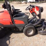Tracteur tondeuse husqvarna occasion