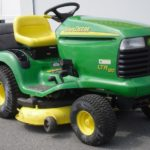 Tracteur tondeuse john deere occasion